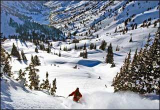 Ski Utah...