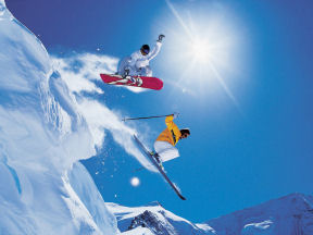 Skiing and Snowboarding at Utahs Resorts